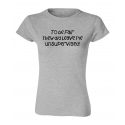 Distressed SHIELD Ladies Ryware T-Shirt