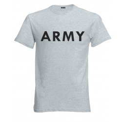 Army Grey T-Shirt